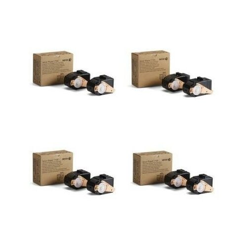 Фото - Xerox 106R02611-106R02610-106R02609-106R02612 Картриджи комплектом полный набор повышенной емкости CMYK:9K, BK:10K стр. [выгода 2%] для Phaser 7100N 7100 hp m0j98ae m0j94ae m0j90ae m0k02ae картриджи комплектом 991x полный набор повышенной емкости cmyk 16k bk 20k стр [выгода 2