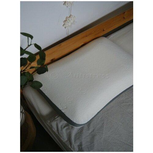ASVETIDA Velour Antistress 50x70x15 Ортопедическая подушка с эффектом памяти
