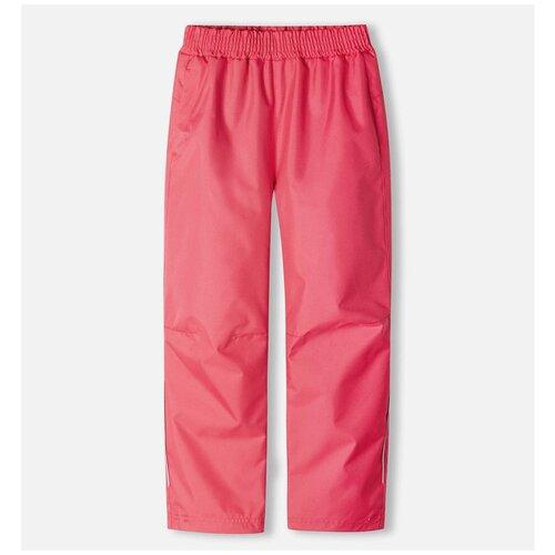 Фото - Брюки Terje 722702-3360 Lassie, Размер 128, Цвет 3360-красный клубничный брюки lassie hippu 722712 размер 128 черный