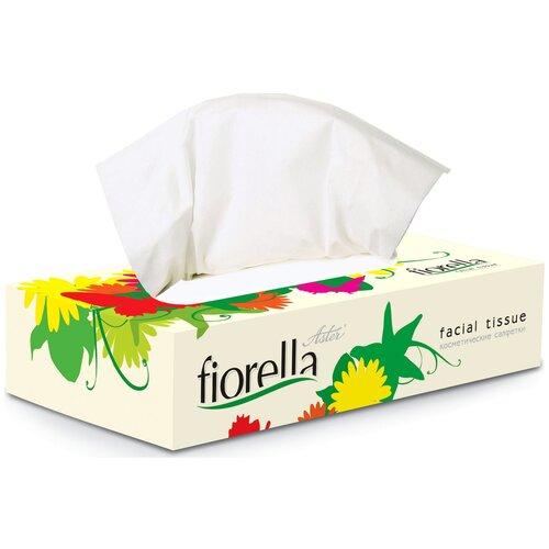 Салфетки бумажные Fiorella, 2 слоя, 100 листов