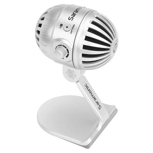 Микрофон Saramonic SmartMic MTV500, USB, изменяемая направленность