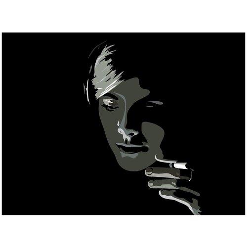 Картина по номерам Одиночество Минимализм, 80 х 100 см, Красиво Красим, Картины по номерам и контурам  - купить со скидкой