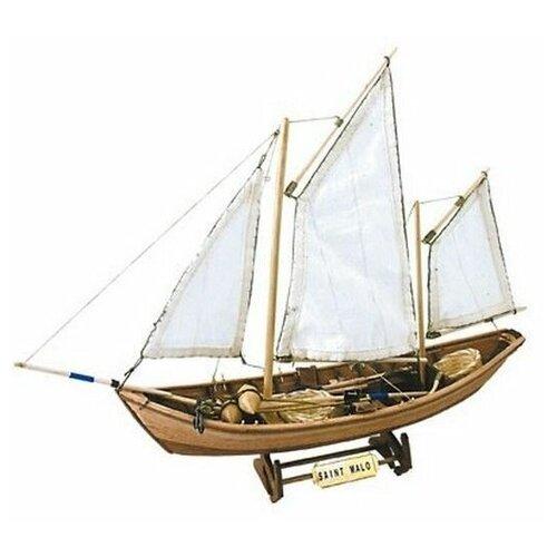 Сборная деревянная модель корабля Artesania Latina SAINT MALO, 1/20 недорого