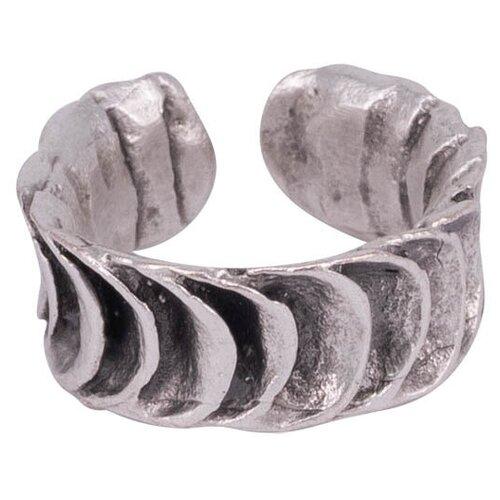 Фото - OTOKODESIGN Кольцо Чешуя 4-57060, размер без размера otokodesign кольцо водоворот 4 56496 размер без размера