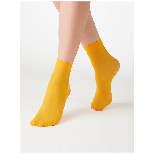 Капроновые носки MiNiMi Micro Colors 50 3D, размер 0 (one size), ambra