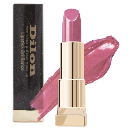 Фото - Dilon помада для губ «Brilliance», оттенок 2208 Спелая Малина dilon помада для губ brilliance оттенок 2201 розовый жемчуг