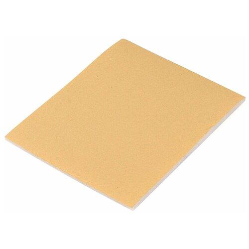 Абразив для ручного шлифования Mirka Goldflex-Soft, листы 115x125 мм, градация Р400, 200 шт./уп