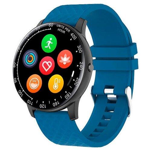 Умные часы BQ Watch 1.1 Black-Dark Blue