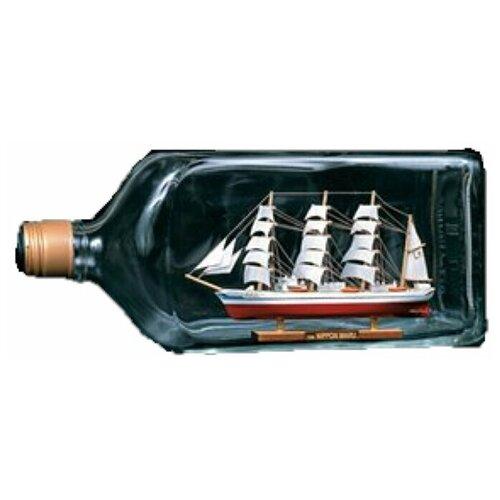 Сборная модель парусного судна Woody Joe Корабль в бутылке Nippon Maru, Масштаб 1:950, WJ35131