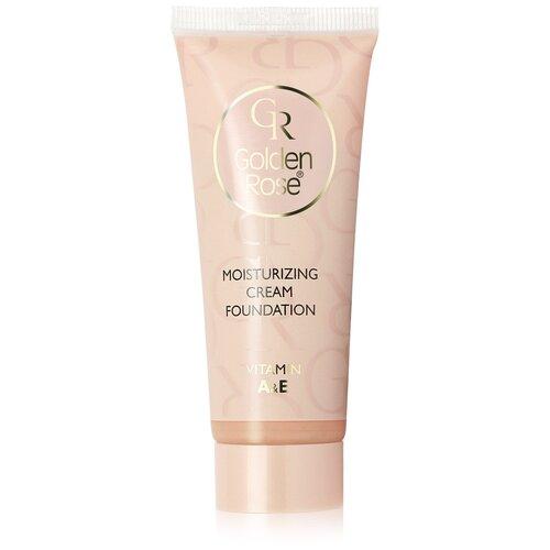 Golden Rose Тональный крем Moisturizing Cream, 35 мл, оттенок: 09