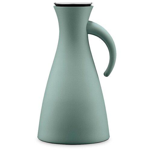 Термокувшин Vacuum 1 л, пластик, цвет зеленый, Eva Solo, 502835