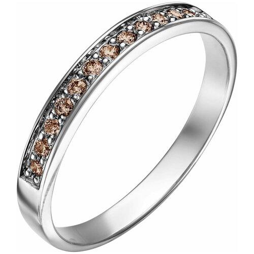 Vesna jewelry Кольцо 1881-256-09-00, размер 17.5 vesna jewelry серьги 2608 256 09 00