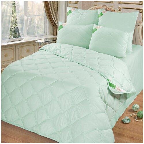 Одеяло 1,5 спальное Бамбук Soft Collection Арт постель
