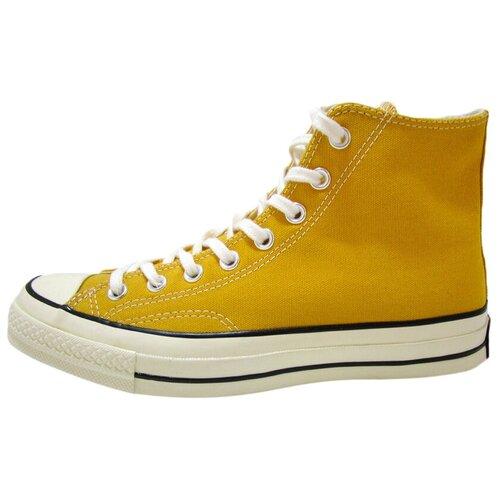 Кеды Converse Chuck Taylor All Star 70 Hi размер 41.5, Sunflower Yellow