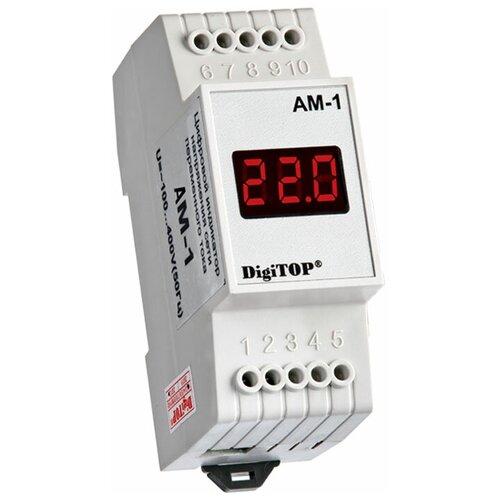 DigiTOP АМ-1 Амперметр цифровой ( 1А....63А)