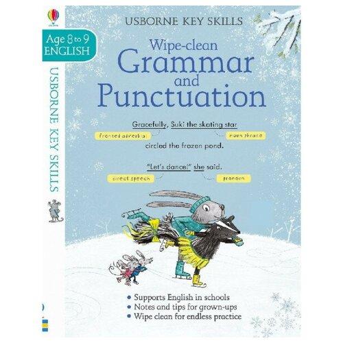Wipe-Clean Key Skills: Grammar and Punctuation grammar and punctuation activity cards