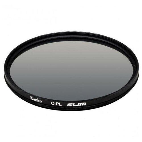 Фото - Фильтр поляризационный Kenko 55S C-PL SLIM влагостойкий поляризационный фильтр hakuba 77 mm circular pl