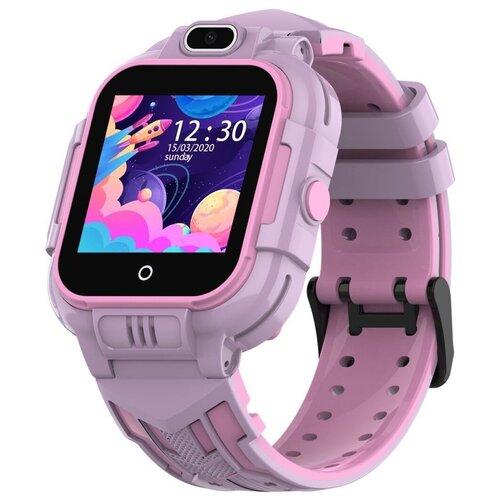 Детские умные часы Smart Baby Watch KT16, розовый часы детские smart baby watch y 85 синие