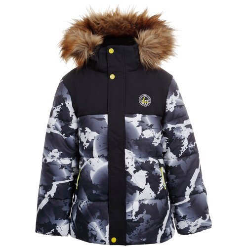 Куртка LUHTA 636066470L6V размер 152, синий luhta шарф женский luhta alana