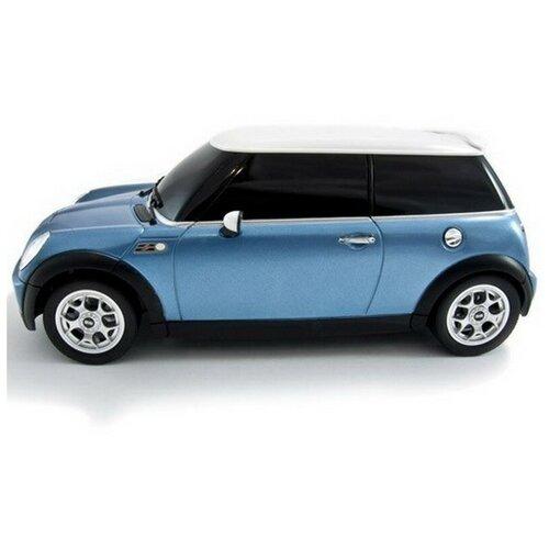 Купить Машина р/у 1:18 Minicooper S, цвет синий 40MHZ, Rastar, Радиоуправляемые игрушки