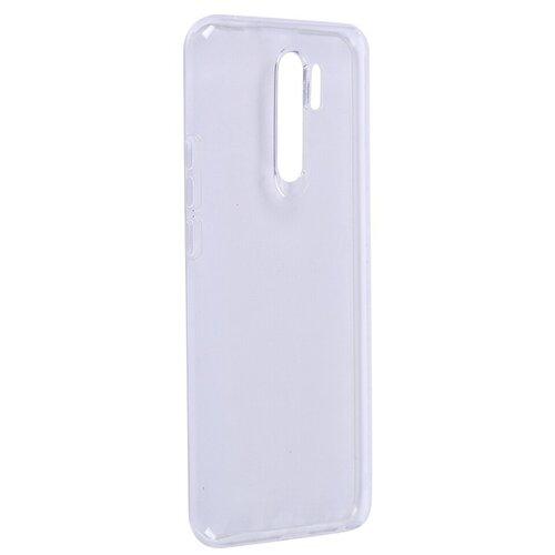 Чехол iBox для Xiaomi Redmi 9 Crystal Silicone Transparent У чехол ibox для xiaomi redmi note 9 pro crystal silicone transparent ут000021111