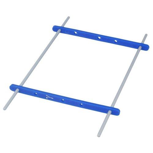 Инструменты для вязания Gamma вилка для вязания VL-5 в чехле универсальная (5 размеров ширины)