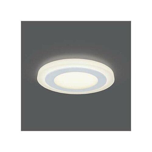 Фото - Gauss Встраиваемый светодиодный светильник Gauss Backlight BL116 светильник gauss встраиваемый светодиодный backlight bl114
