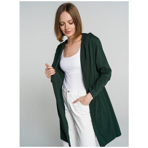Кардиган ТВОЕ 75557 размер M, темно-зеленый, WOMEN