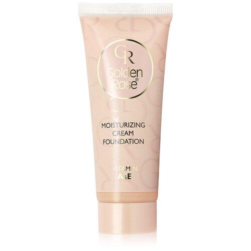 Golden Rose Тональный крем Moisturizing Cream, 35 мл, оттенок: 07