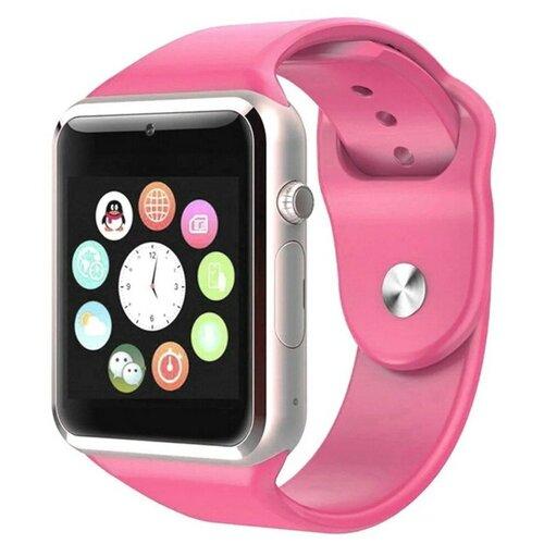 Смарт-часы Smart Watch A1 розовые