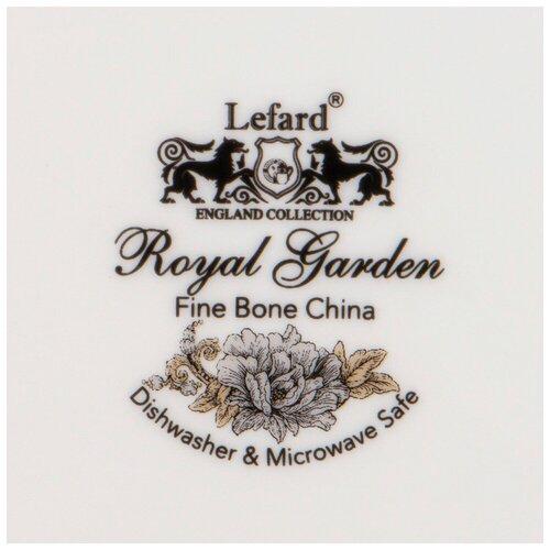 Блюдо овальное LEFARD ROYAL GARDEN 26,5*18 см Lefard 415-2144