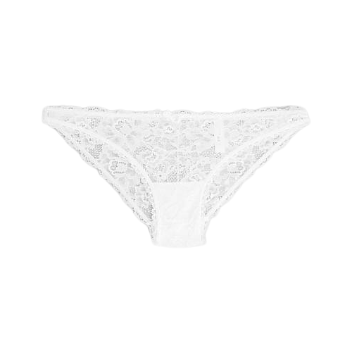 Innamore Трусы танга Rosa низкой посадки, размер 2(42), bianco