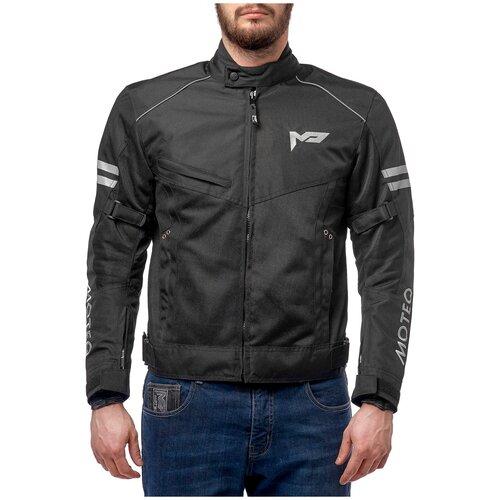 Текстильная куртка Moteq Airflow черный XL (Размер производителя)