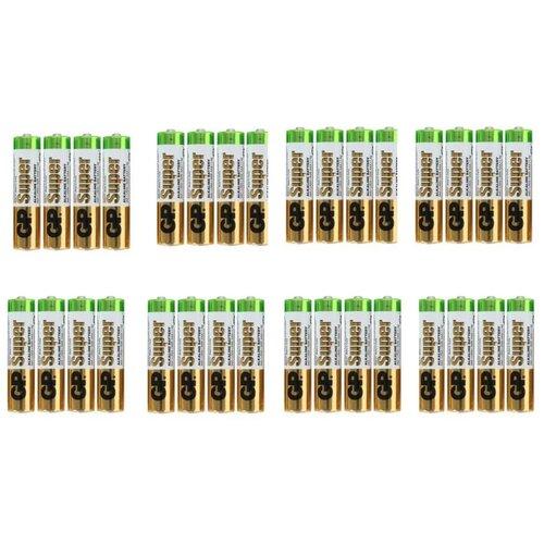 Батарейка GP Batteries АAA, 32шт. gp батарейки gp аaa extra 4шт