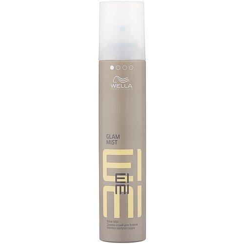 Купить Wella Professionals Спрей-блеск для волос Eimi Glam mist, слабая фиксация, 200 мл