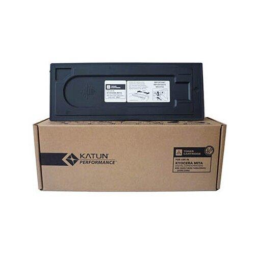 Тонер-картридж Katun для Kyoсera KM-1620/2020/TASKKalfa180/220, TK-410/435,870 г,с набором