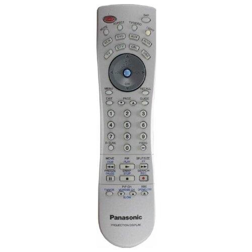 Фото - Пульт EUR7603Z80 DVD для видеотехники PANASONIC пульт ду panasonic eur 7722x20 universal dvd vhs system