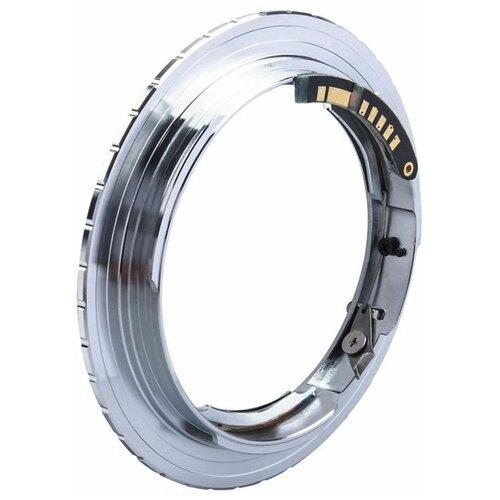 Фото - Переходное кольцо FUSNID с чипом с байонета Nikon на Canon (AI-EOS) переходное кольцо dofa с байонета pk на micro 4 3 pk m43