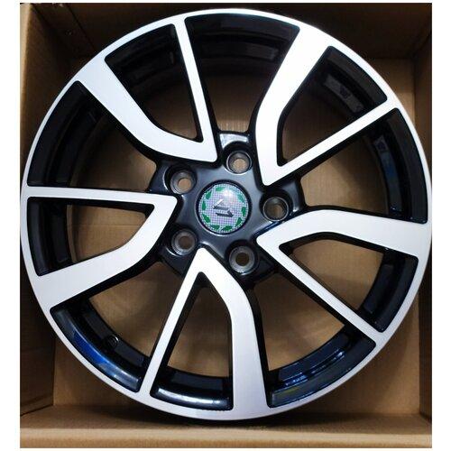 Фото - Колесный диск литой REPLICA TD Special Series VV14-S 6.5x16/5x112 ET50 D57.1 BKF колесный диск legeartis pr13 9x18 5x112 d66 6 et26 bkf