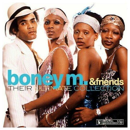 Виниловая пластинка Boney M. & Friends - Their Ultimate Collection