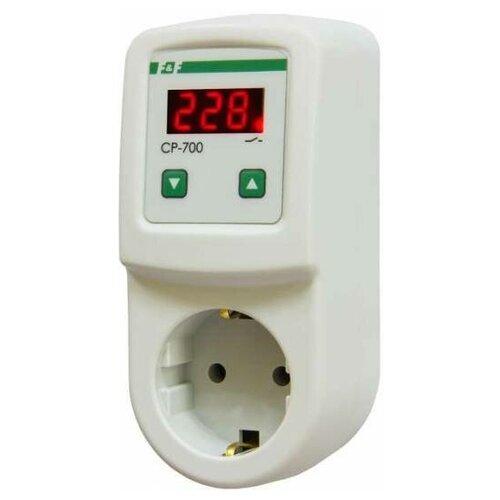 Реле контроля напряжения F&F CP-700 указатель напряжения f