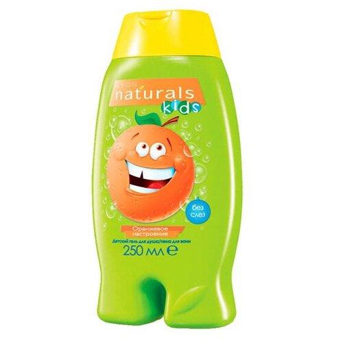 Детский гель для душа/пена для ванн Avon Оранжевое настроение, 250 мл AV/250GK/1