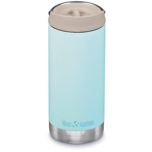 Термокружка Klean Kanteen TKWide Cafe Cap 12oz (355 мл) Blue Tint