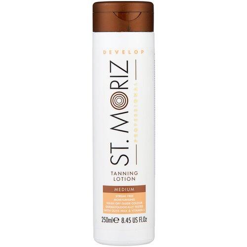 Купить Лосьон для автозагара St.Moriz Professional Tanning Lotion Medium 250 мл