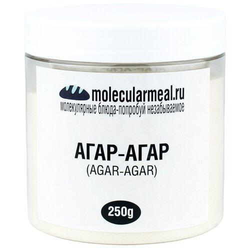 Molecularmeal Агар-агар 900 Blum (E406) 250 г