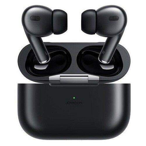 Фото - Беспроводные наушники JoyRoom JR-T03 Pro, черный чехол joyroom jr bp598 для apple airpods pro red