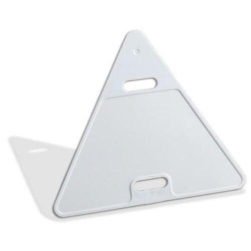 Бирки кабельные маркировочные. Треугольные У-136 (100 шт.) {66783}