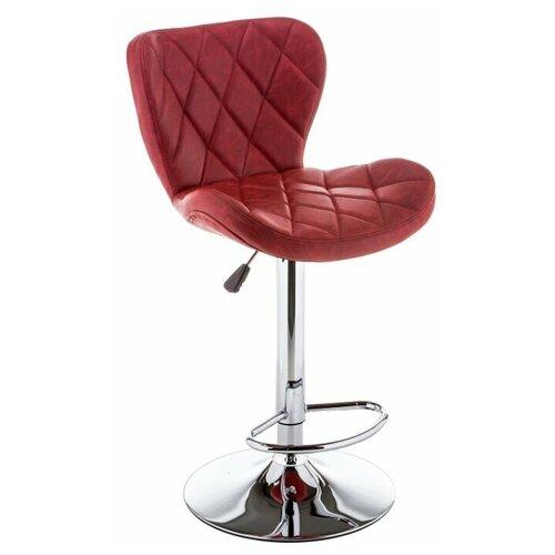Барный стул Woodville Porch красный 1 шт барный стул woodville kozi