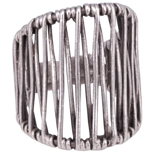 Фото - OTOKODESIGN Кольцо Решетка 4-56494, размер без размера otokodesign кольцо водоворот 4 56496 размер без размера