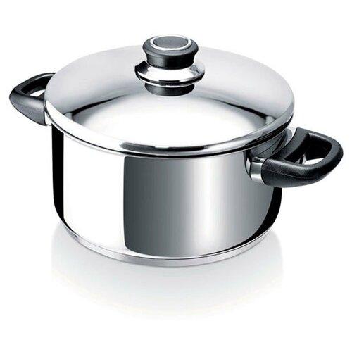Кастрюля Beka Polo 12031284, 8.5 л, стальной кастрюля суповая polo 9 л 24 см 12033254 beka